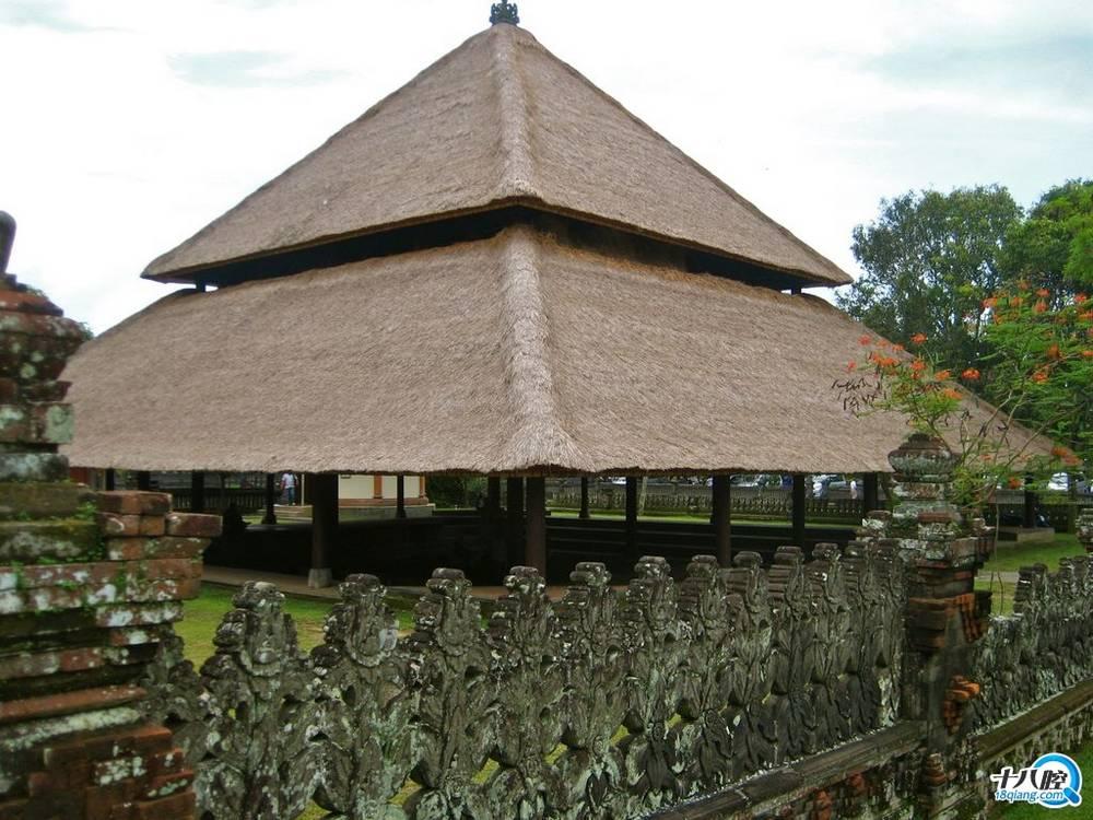 巴厘岛寺庙 神庙-义乌十八腔