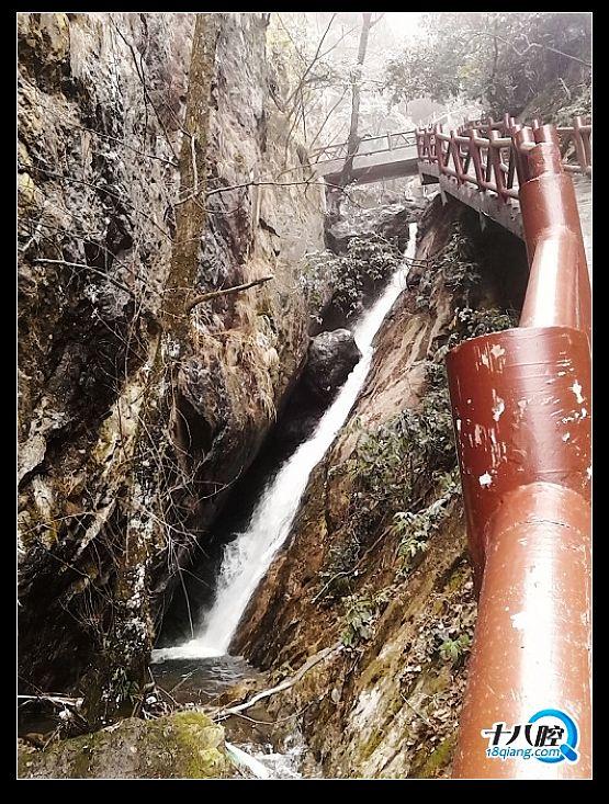 赤岸松瀑山风景区一游-义乌十八腔