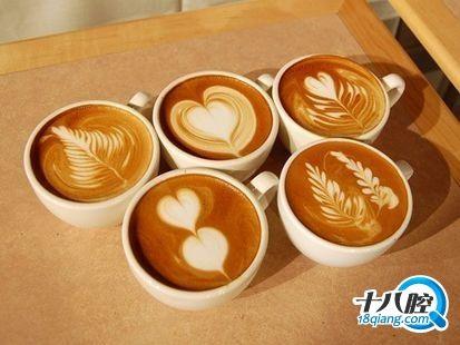 单份标准量30ml,各家咖啡店根据不同的标准,在制作意式咖啡的过程中
