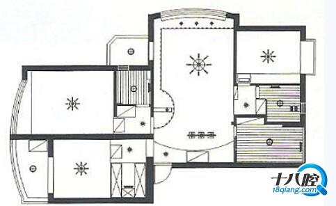 如何看看懂家装平面图纸