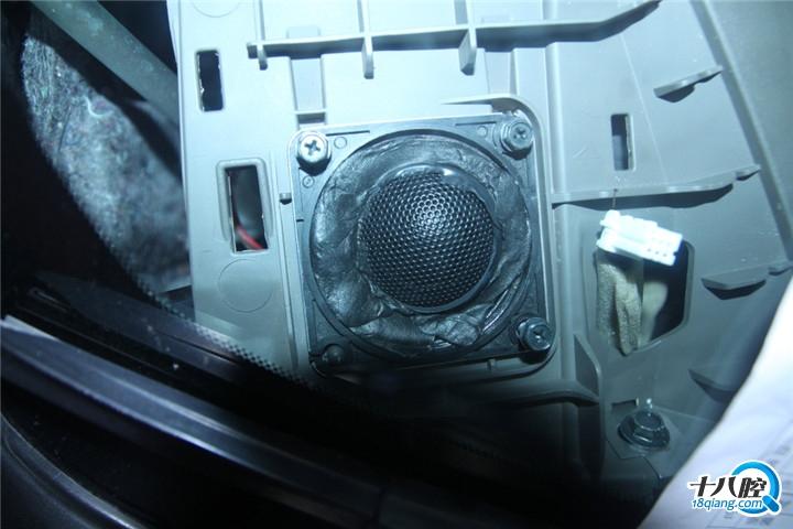 金华日产天籁改装汽车音响DLS 丨义乌道声汽车音响改装高清图片