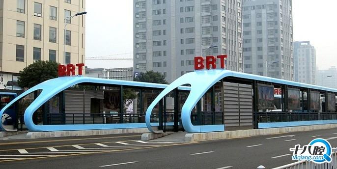 金华 义乌 BRT 3号线本月底开通 从义乌到金华只要10元左右图片