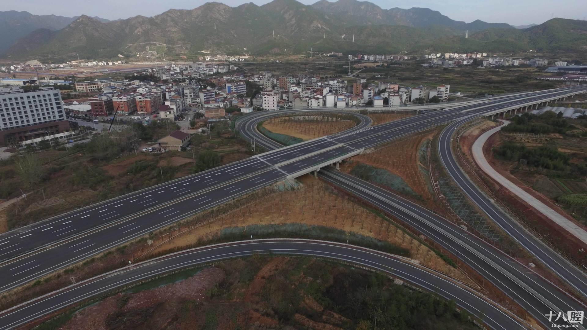 s45义乌至东阳高速(原疏港高速)公路将于2018年1月12日零时起,与g60杭