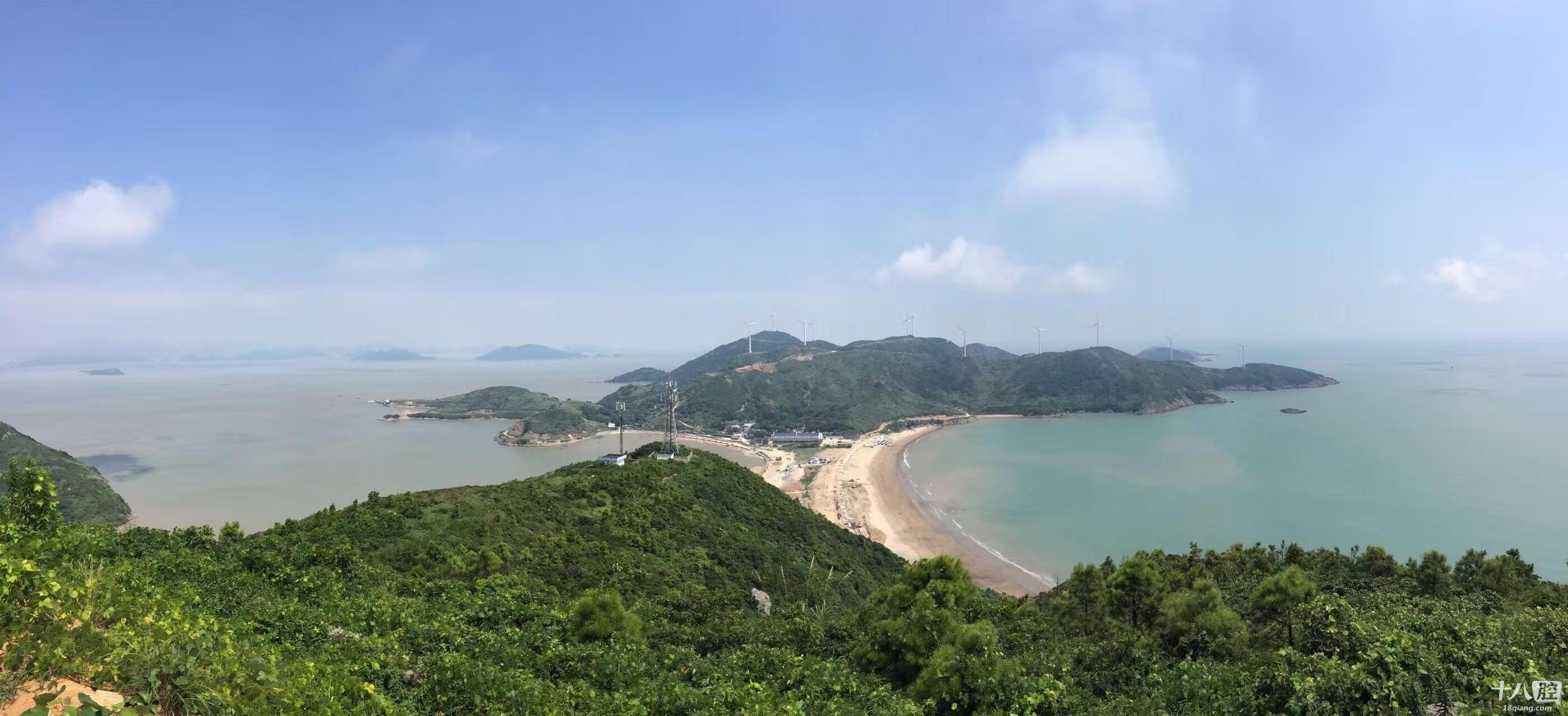 宁波象山檀头山岛