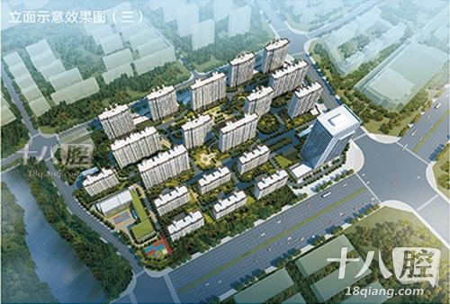 【规划公示】义乌佛堂江滨一期地块规划出炉,多栋高层