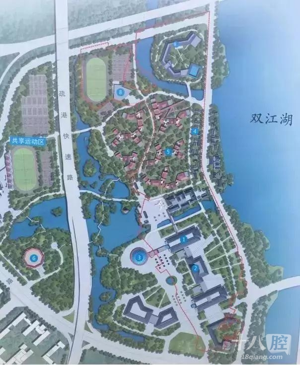 中国计量学院囹.i�i�_中国计量大学现代科技学院计划明年交付使用!今年还要