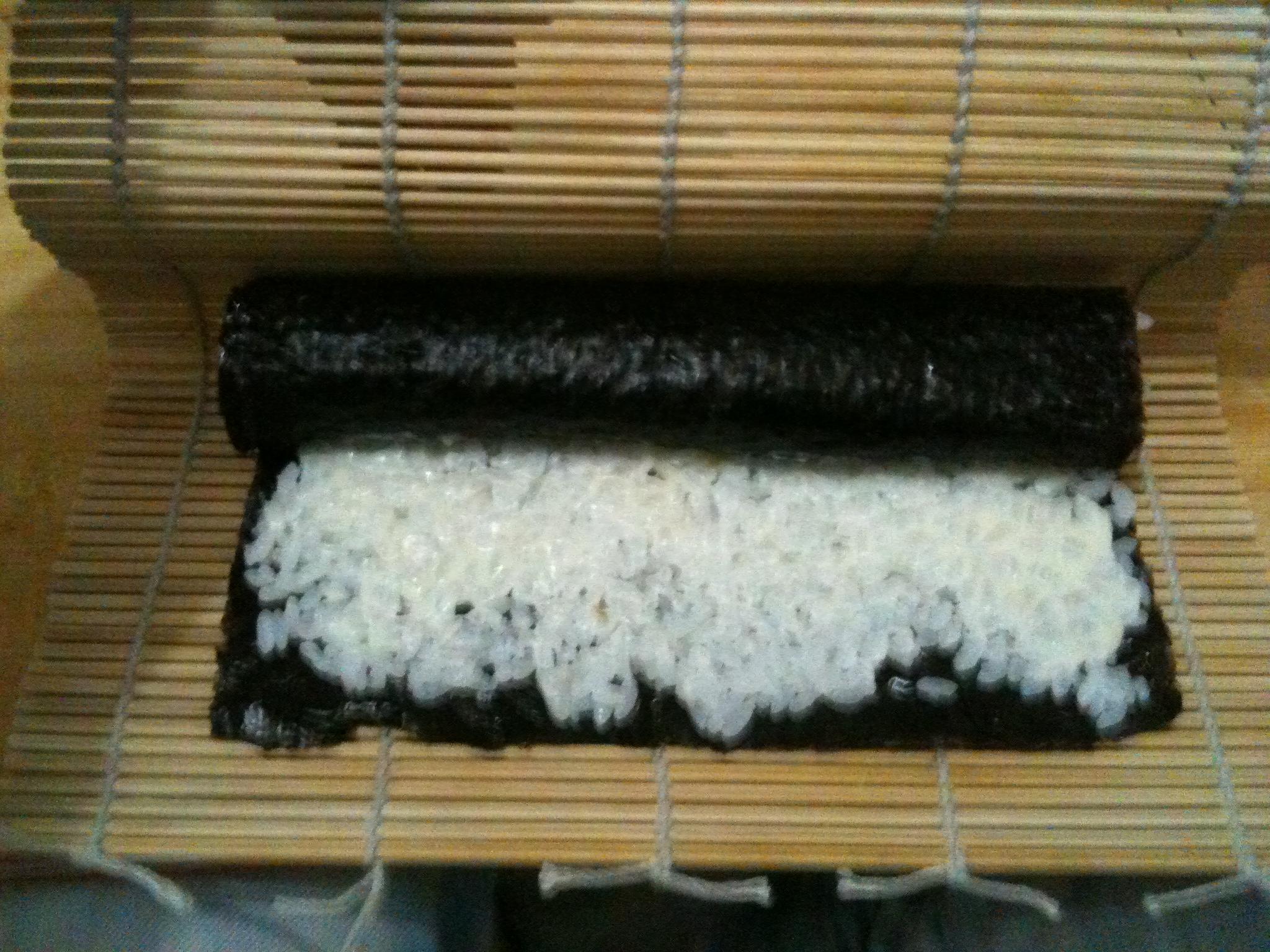 寿司步骤简笔画