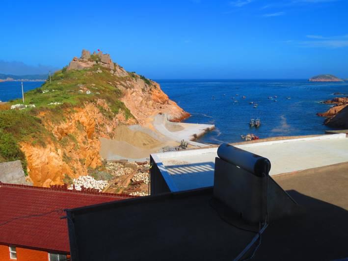 蓝天,大海,白云,海鲜,美女,帅哥齐聚枸杞岛------8月避暑枸杞岛四天
