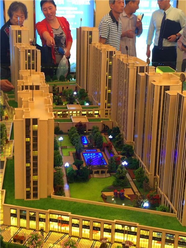 佛堂首个商业综合体,宝龙·佛堂城市广场临时展示中心