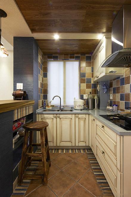 15款适合小户型的开放式厨房设计来袭,准备好了吗!