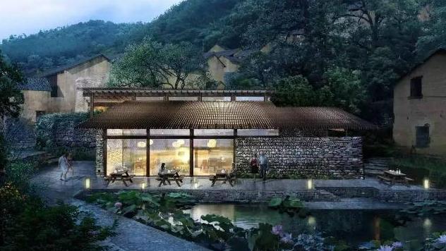 而野马岭中国村高端民宿的最大品牌背书,就是外婆家和它的核心人物