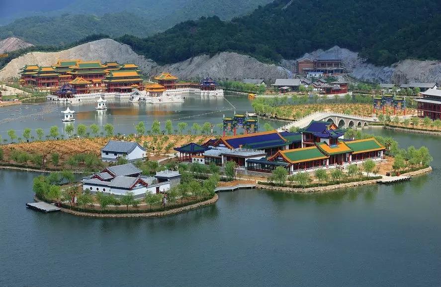 浦江风景区有哪些地方