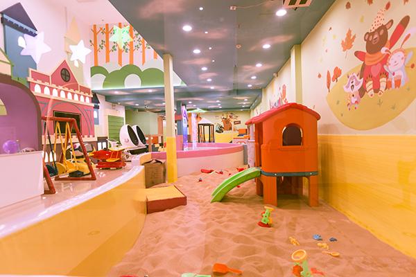 9元!】美国迪乐尼儿童益智成长乐园4大项目