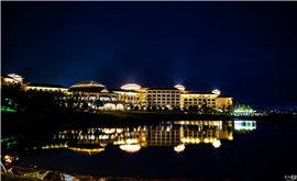 夜游幸福湖