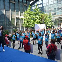 五四青年节,垂直马拉松
