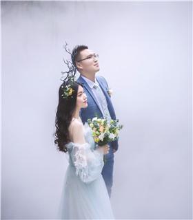 仙女本仙的婚纱照终于来啦!!!