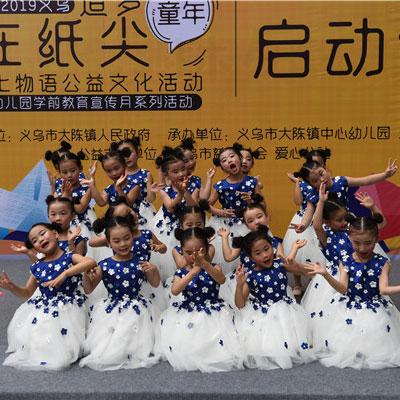 大陈镇纸上物语公益文化活动