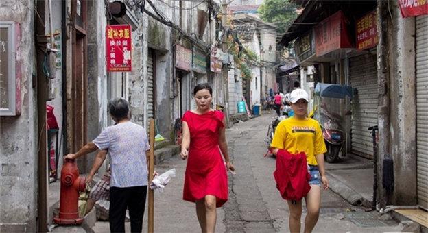 西门老街,老义乌的模样
