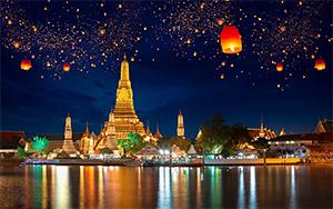 泰会玩!义乌家门口直飞曼谷,芭提雅,象雅岛品质6日游,两人即可出发!