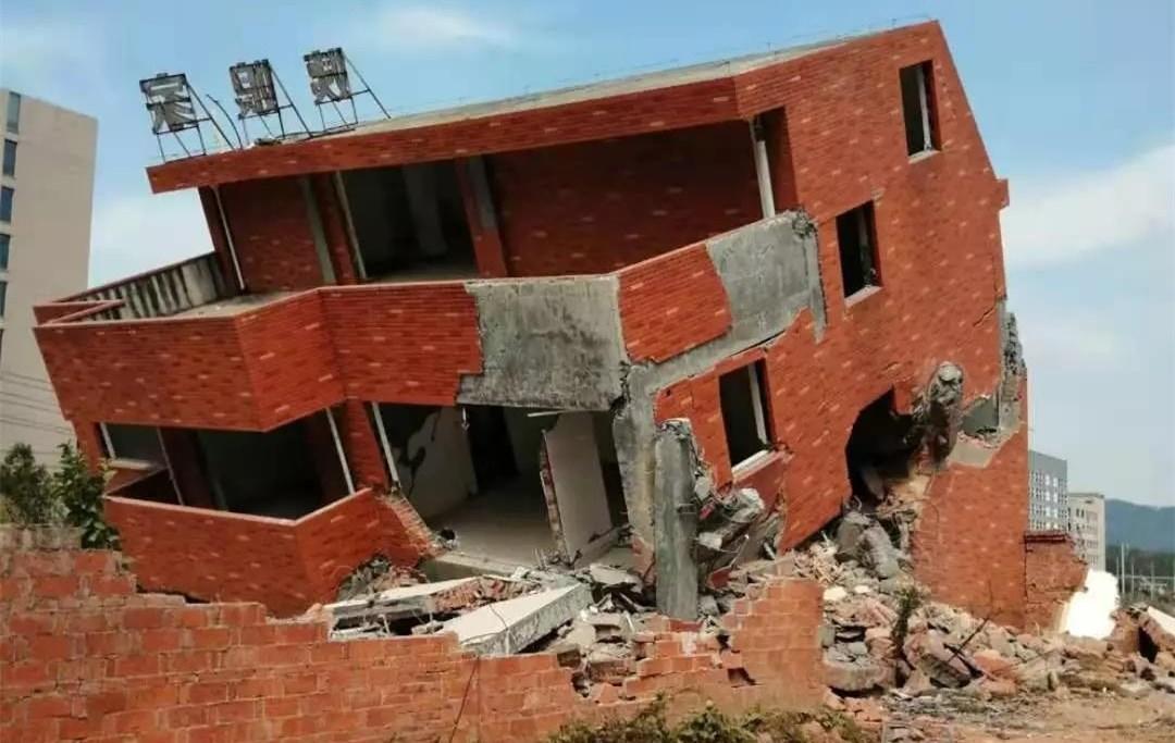 义乌这村有机更新旧房终于100%拆除!
