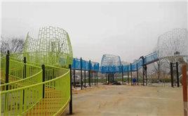 新儿童公园将在元旦前部分开放