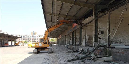 義烏這個市場開始拆除!未來將建學校