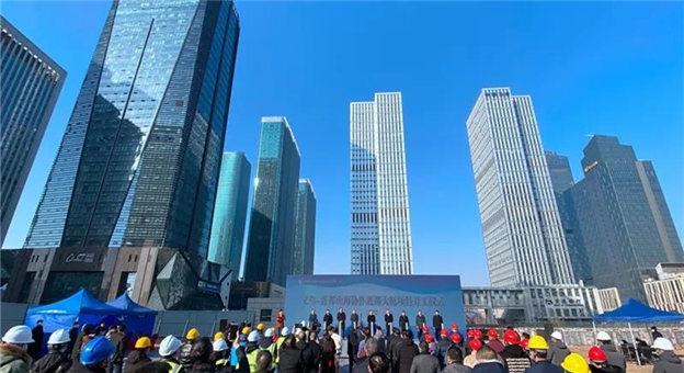 总投资约13亿元!义乌金融商务区再添2幢超高层建筑!