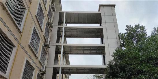 义乌老楼装上新电梯,政府补贴了60%